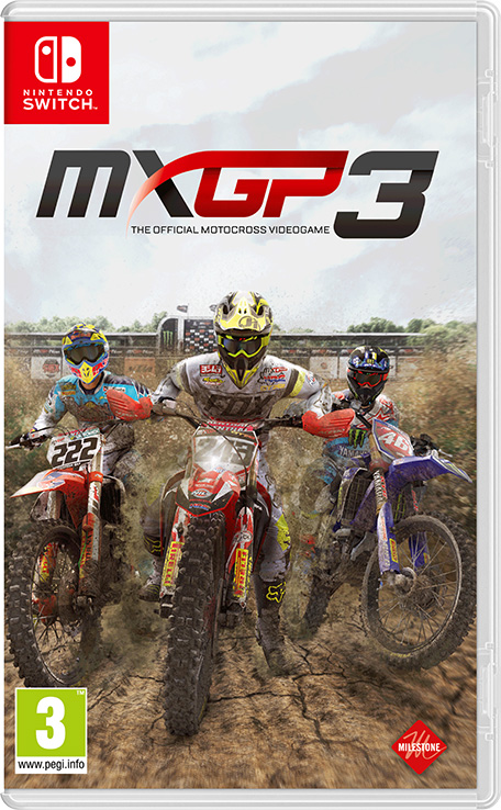 mxgp3 the official motocross videogame nintendo switch jeux nintendo. Black Bedroom Furniture Sets. Home Design Ideas