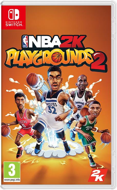 NBA 2K Playgrounds 2 + [UPDATE]