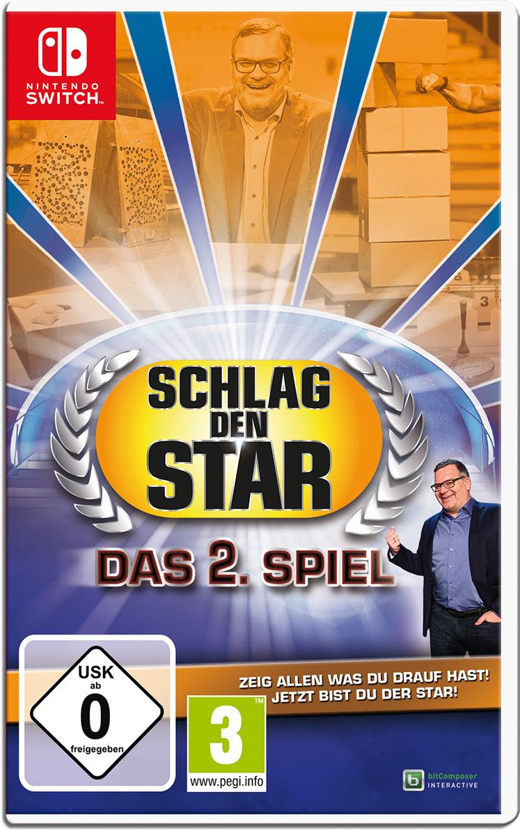 Schlag den Star – Das 2. Spiel Switch NSP XCI
