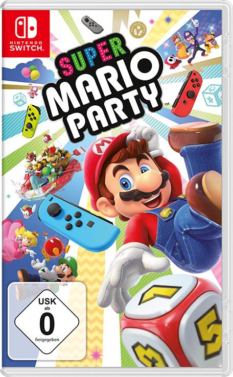 Super Mario Party Nintendo Switch Spiele Nintendo