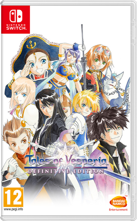 Tales of Vesperia™: Definitive Edition + [UPDATE]