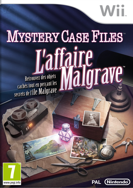 Mystery Case Files: L'affaire Malgrave