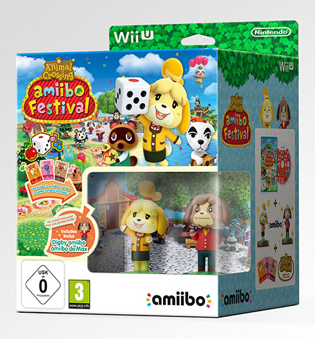 how to use amiibo on 3ds animal crossing new leaf