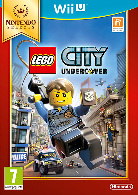lego city undercover wii u jeux nintendo. Black Bedroom Furniture Sets. Home Design Ideas