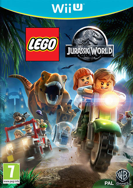 LEGO Jurassic World (WUP Install)