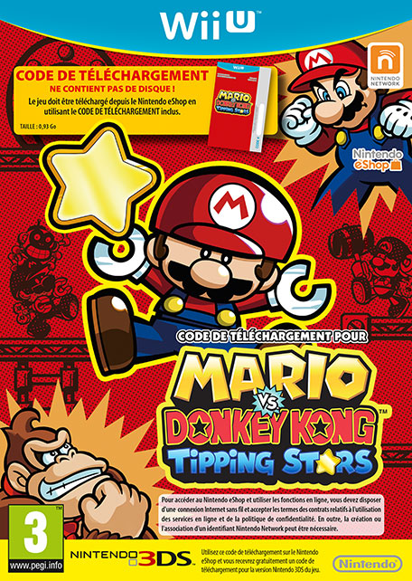 Mario Vs Donkey Kong Tipping Stars Jeux 224 T 233 L 233 Charger