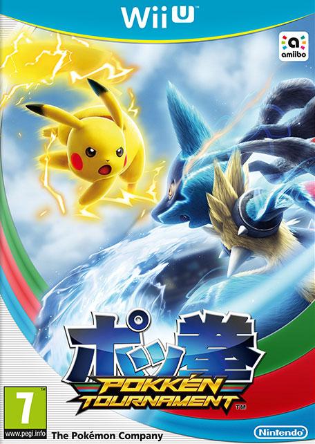 Pokk n tournament wii u jeux nintendo - Pokemon for john gba lite ...
