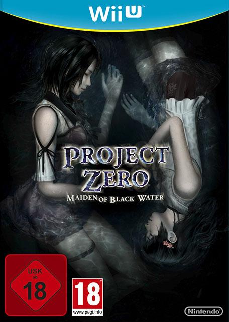 Fatal Frame Wii U : Project zero la prêtresse des eaux noires wii u jeux