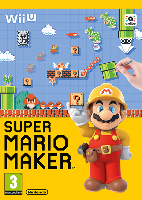 super mario maker wii u jeux nintendo. Black Bedroom Furniture Sets. Home Design Ideas