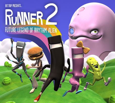 BIT.TRIP Presents… Runner2: Future Legend of Rhythm Alien