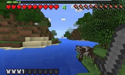 Minecraft New Nintendo DS Edition New Nintendo DS Spiele - Minecraft ds spiele