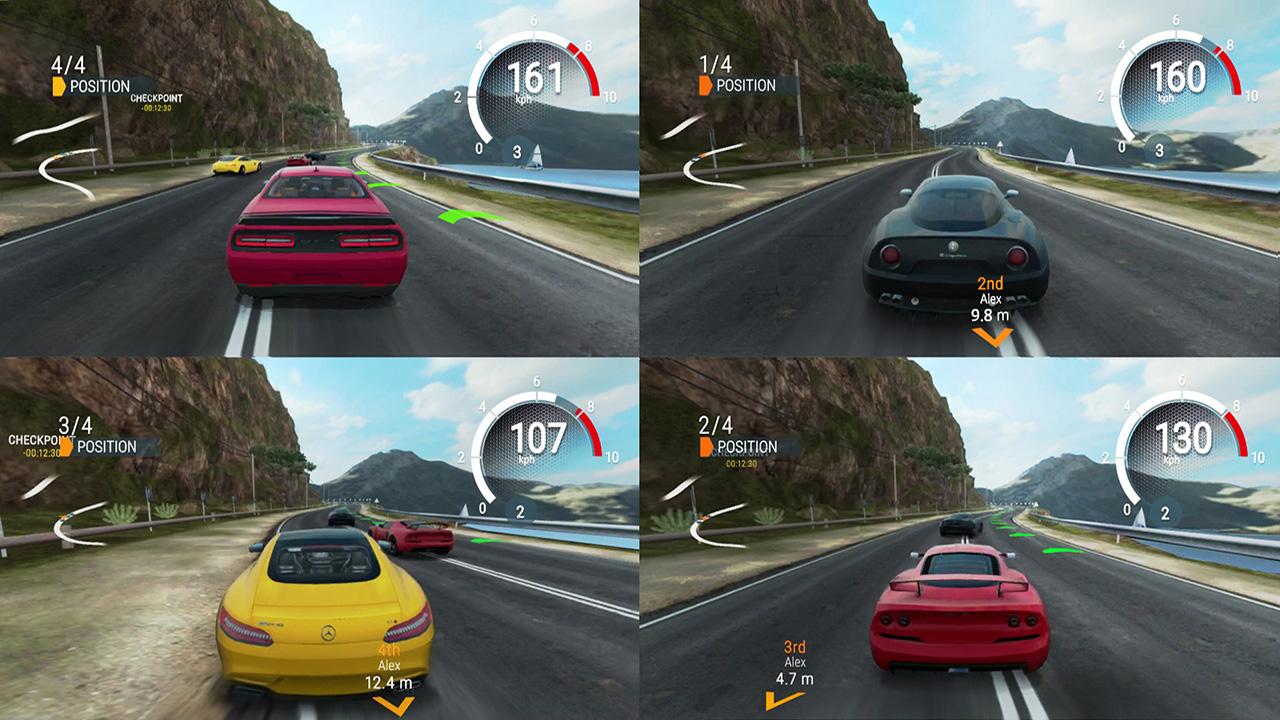 jeux de voiture demo clubic