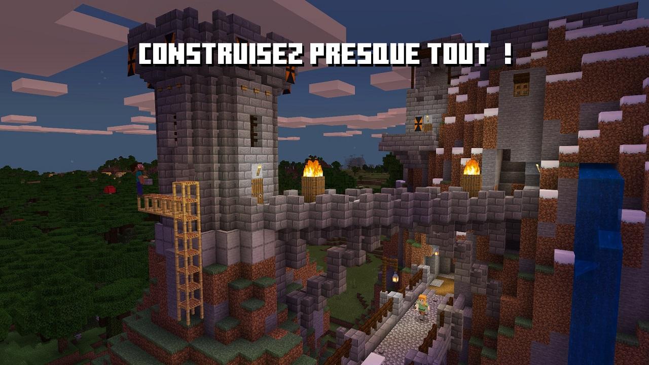 Minecraft Nintendo Switch Jeux Nintendo