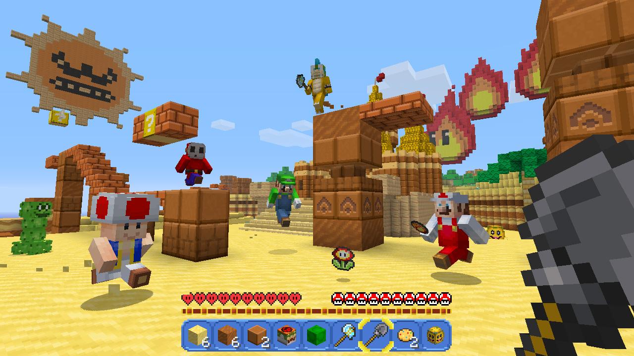 Minecraft Nintendo Switch Edition Nintendo Switch Spiele Nintendo - Minecraft alleine spielen