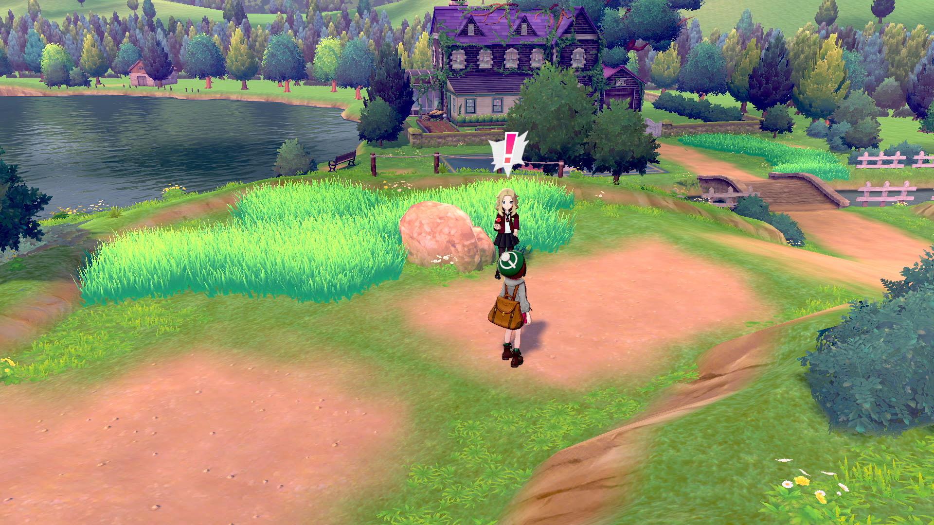 Nintendo Annonce Pokémon Epée / Bouclier - 8