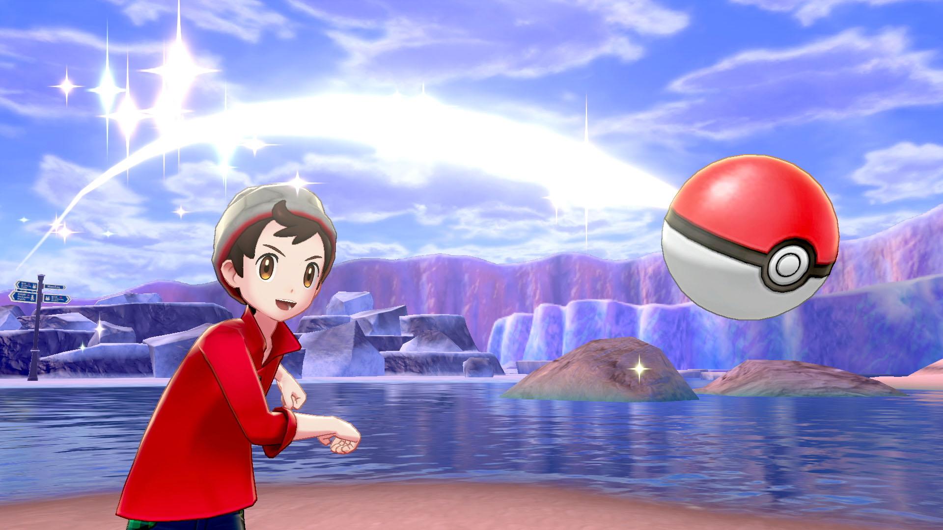 Nintendo Annonce Pokémon Epée / Bouclier - 9