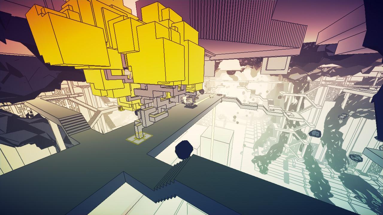 [PC][Switch][PS4][Xbox One] Manifold Garden : quand Portal rencontre Rez rencontre Escher rencontre VVVVVV... NSwitchDS_ManifoldGarden_01