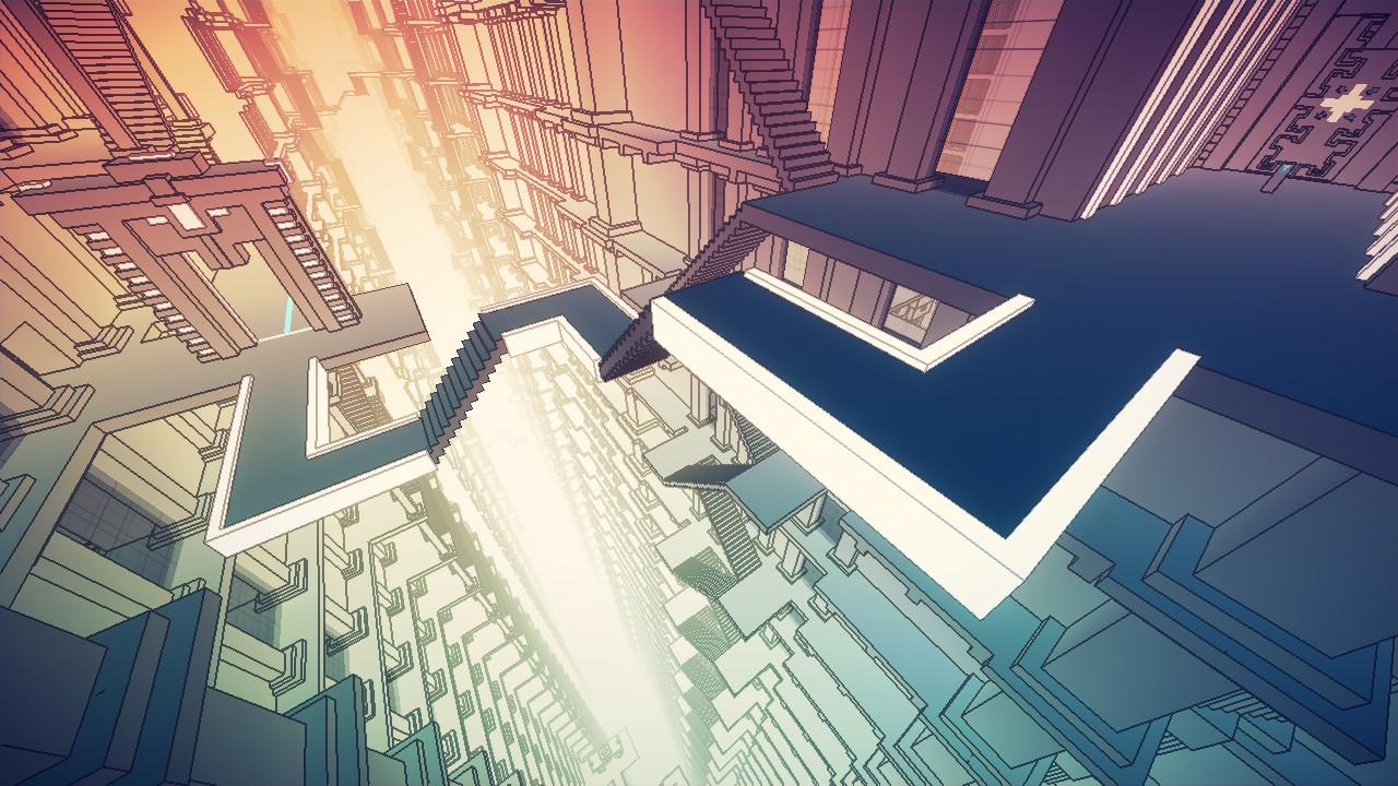 [PC][Switch][PS4][Xbox One] Manifold Garden : quand Portal rencontre Rez rencontre Escher rencontre VVVVVV... NSwitchDS_ManifoldGarden_04