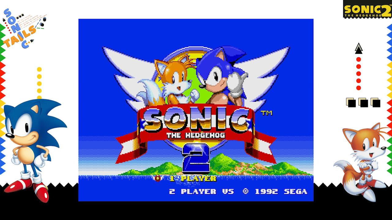 SEGA AGES Sonic The Hedgehog 20   Nintendo Switch Download Software ...