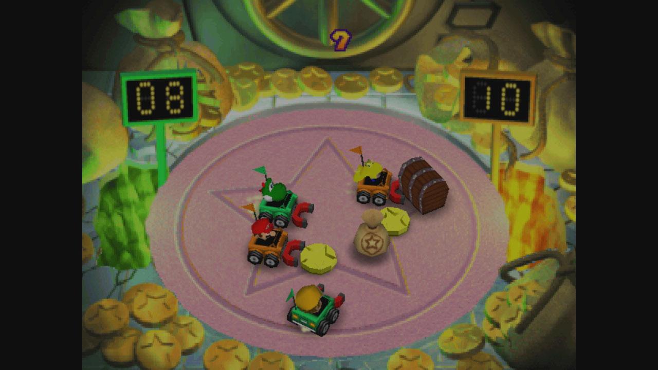 Mario Party 2 | Nintendo 64 | Spiele | Nintendo