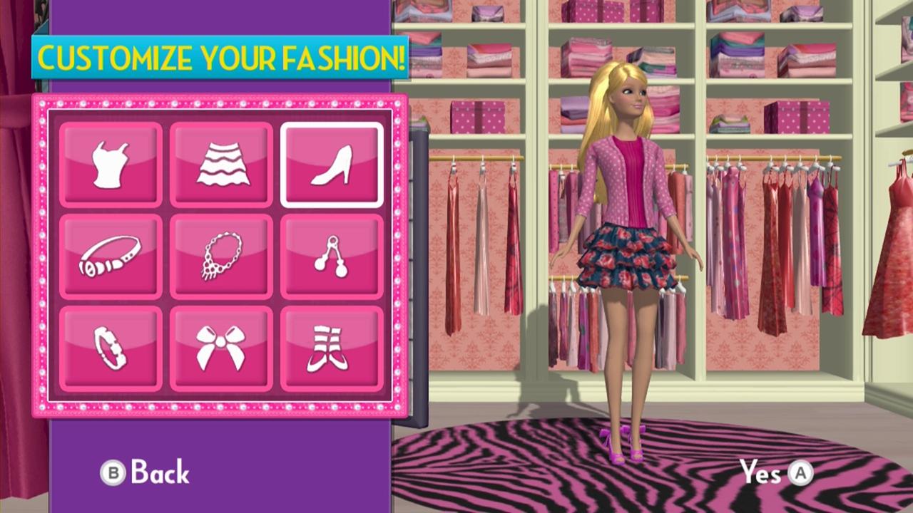 Barbie Dreamhouse Party Wii U Spiele Nintendo