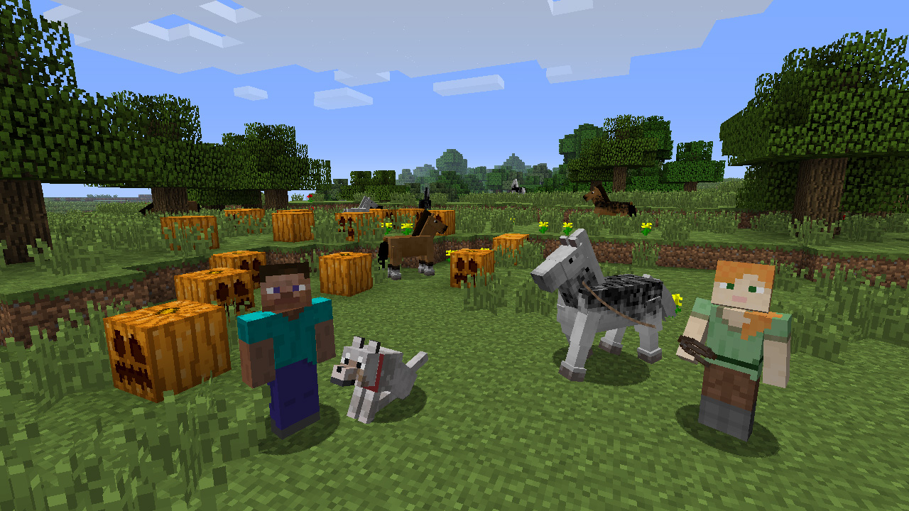 Minecraft Wii U Edition Wii U DownloadSoftware Spiele Nintendo - Minecraft wii u server erstellen deutsch