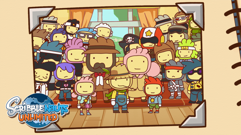 Scribblenauts_Family.png