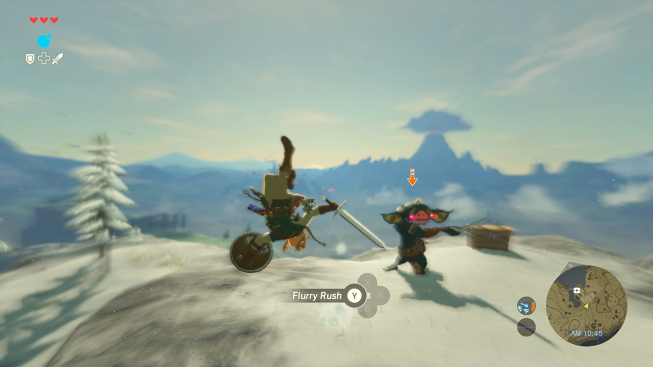 The Legend Of Zelda Breath Of The Wild Wii U Spiele Nintendo