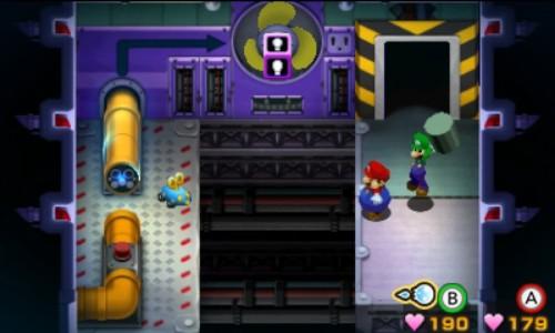 Mario Luigi Superstar Saga Bowsers Schergen Nintendo 3ds