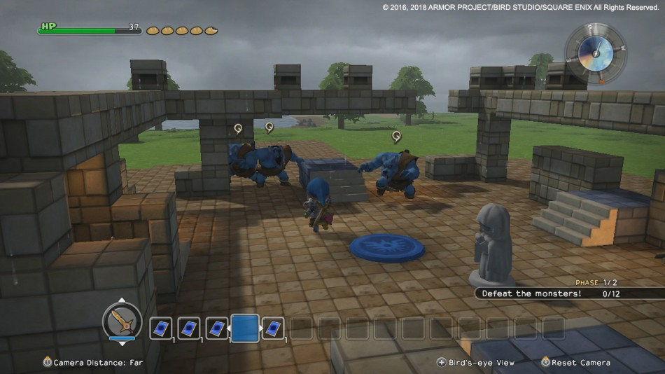 Dragon Quest Builders Terra Incognita Reisekoffer