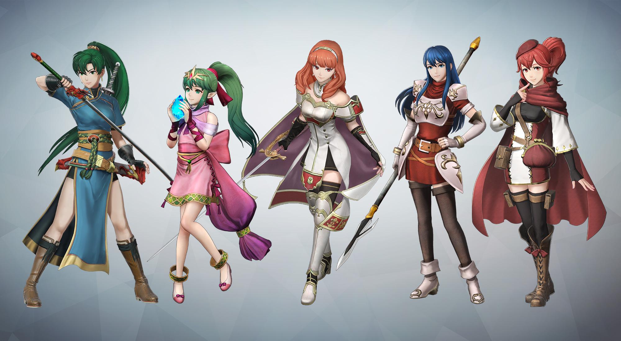 fire emblem warriors nintendo switch jeux nintendo