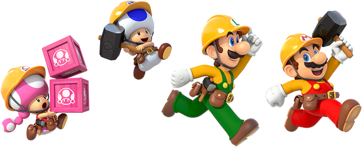 SuperMarioMaker2_PlayYourWay_characters.png