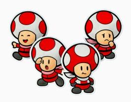 Paper Mario Color Splash Wii U Jeux Nintendo