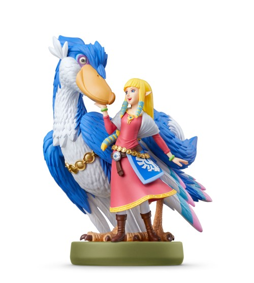 Zelda & Wolkenvogel