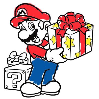 Basteln Schmücken Nintendo Kids Club