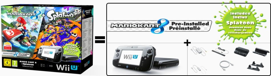 Pack Wii u le plus rare CI16_WiiU_Bundle_MK8Splatoon_EUA_image950w