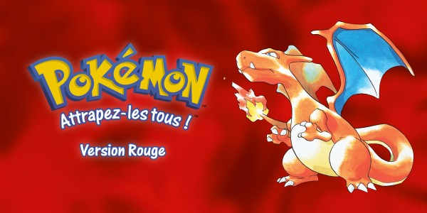 Pokémon Version Rouge