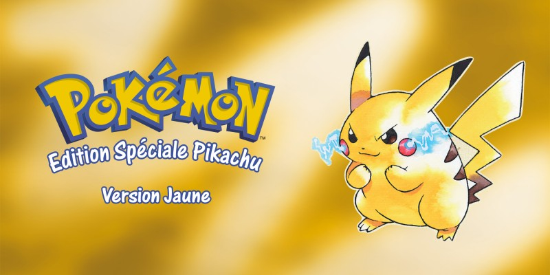 Pokémon Version Jaune
