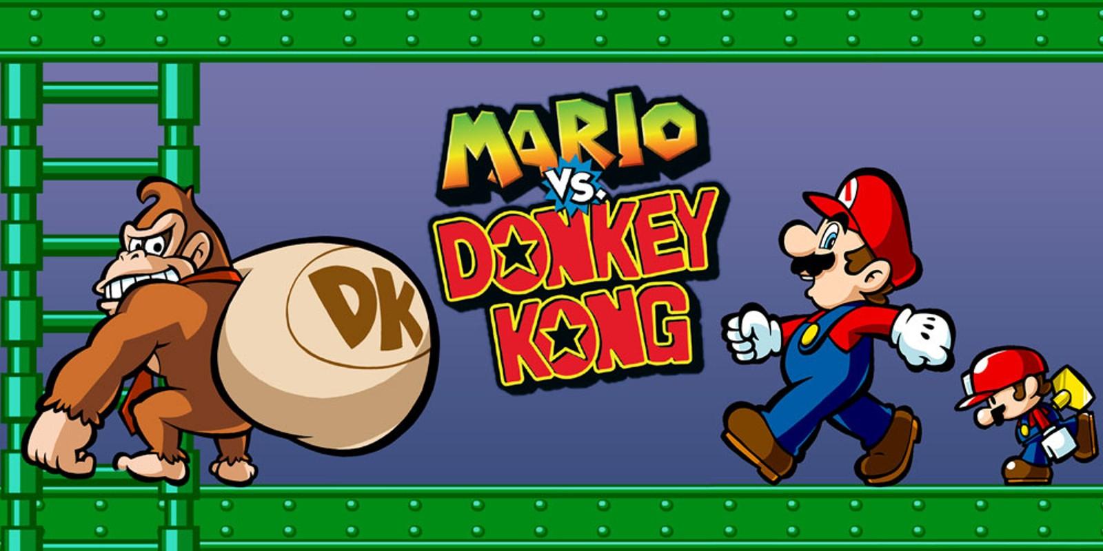 Mario Vs Donkey Kong Game Boy Advance Spiele Nintendo