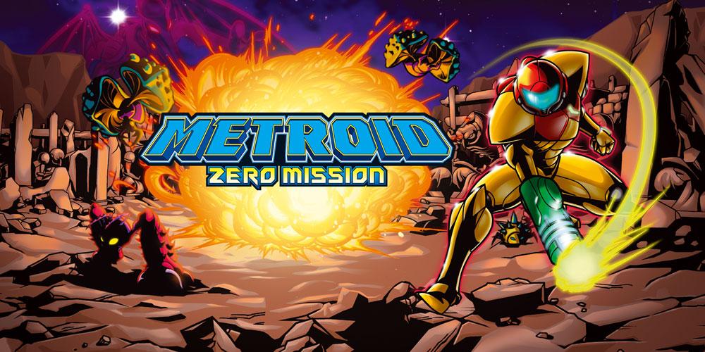 Metroid zero mission game boy advance jeux nintendo