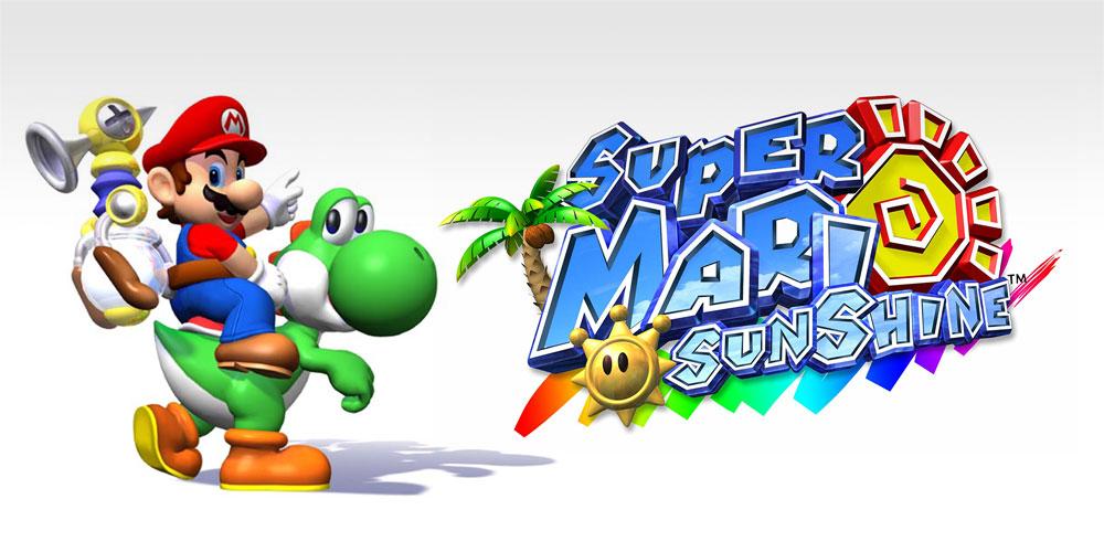 super mario sunshine spielen