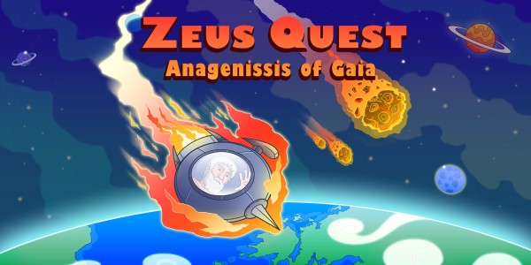 Zeus Quests Remastered Anagenissis of Gaia