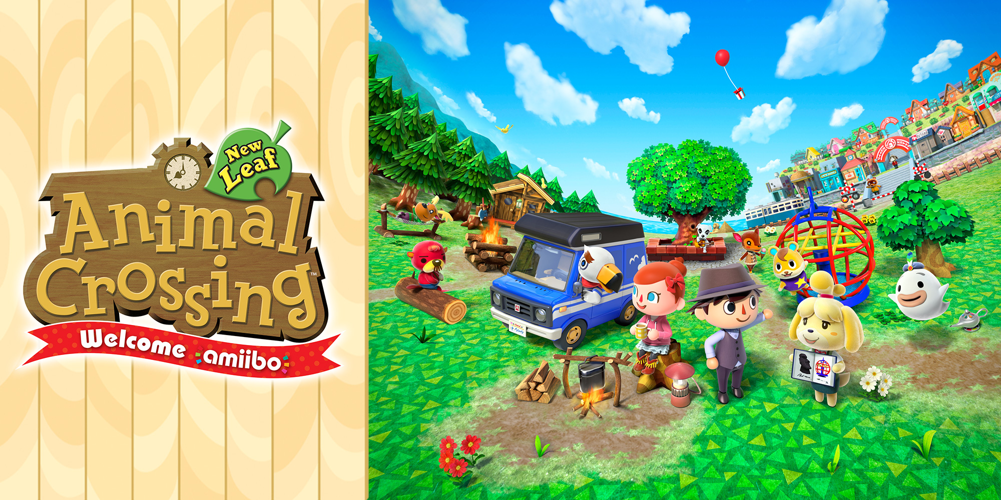 Neun Tolle Neuerungen Fur Animal Crossing New Leaf News Nintendo