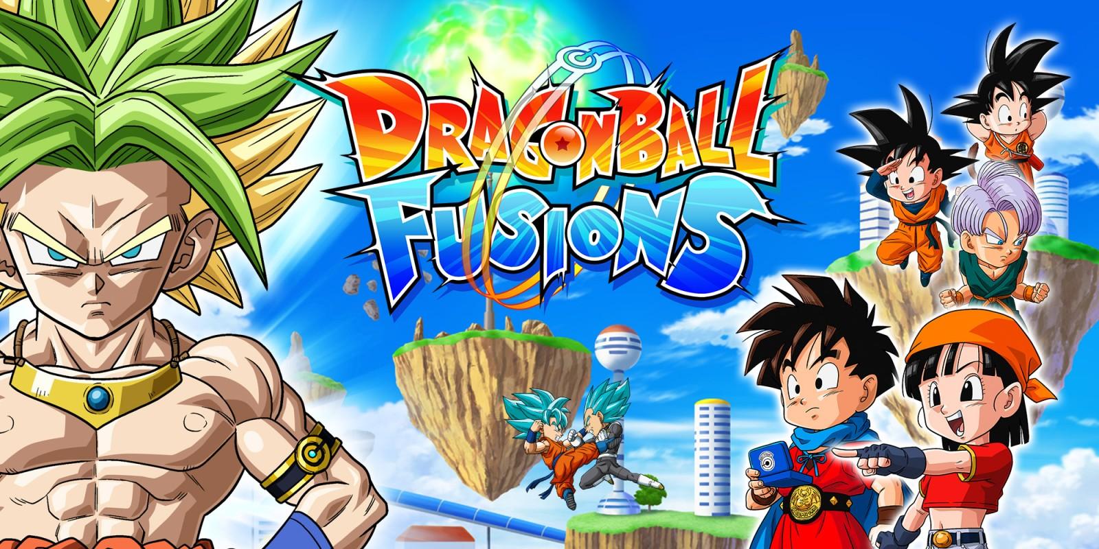 dragon ball fusions nintendo ds spiele nintendo