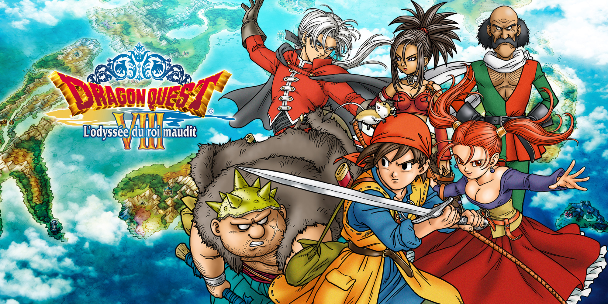 [3DS] Le test de Dragon Quest VIII : L'odyssée du Roi Maudit