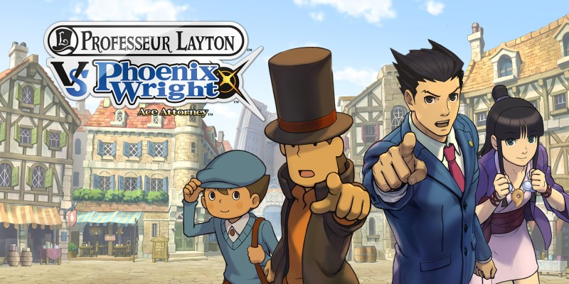Professeur Layton vs. Phoenix Wright: Ace Attorney