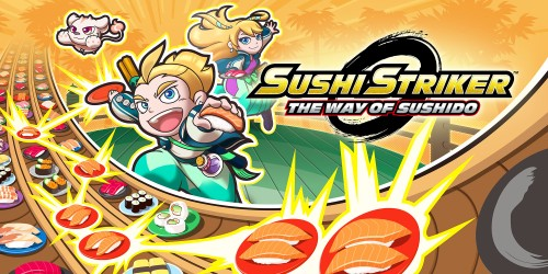 Règlement Jeu « Concours Sushi Striker : The Way of Sushido  – Twitter Nintendo France »
