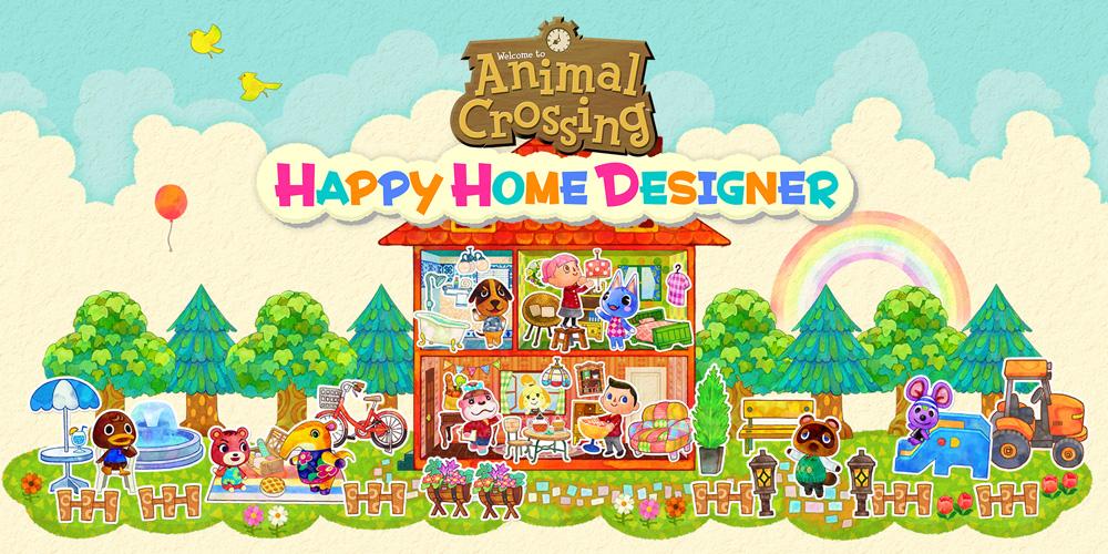 Happy Home Designer Amiibo