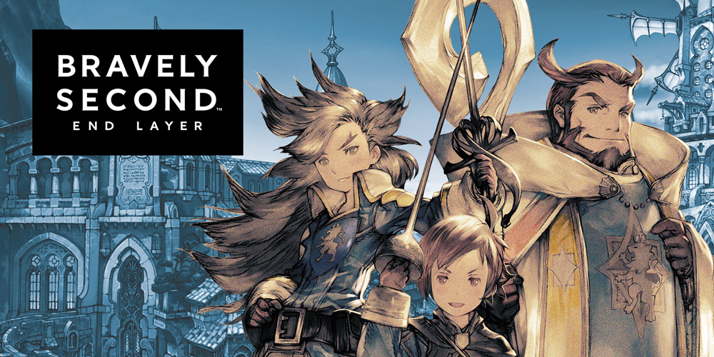 Bravely Second™: End Layer