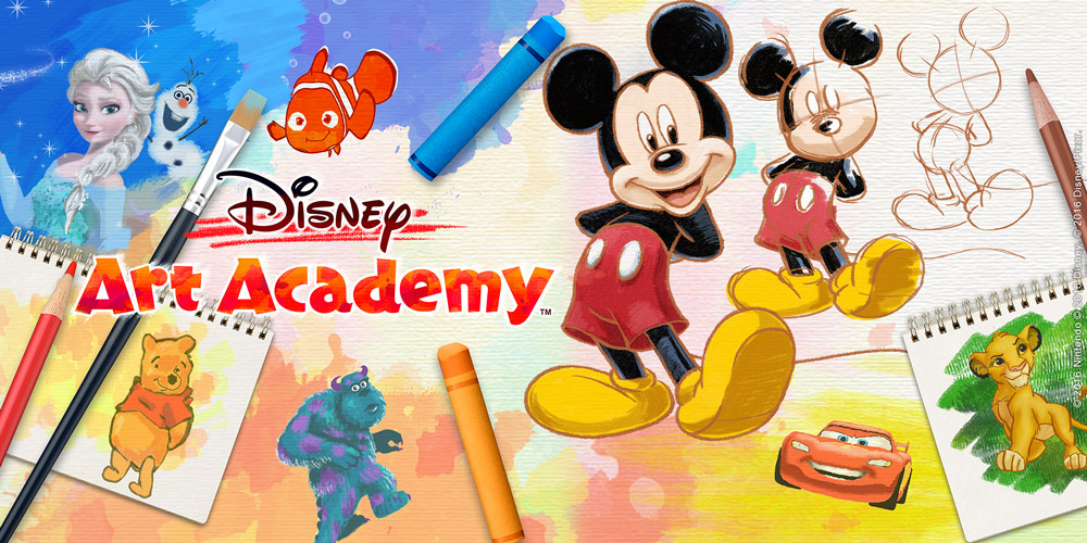 Disney Art Academy